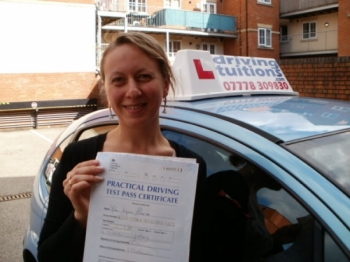 Highly recommended instructor Helped me to get rid off fear of driving and to pass the test first time without any faults Thank you Franco…